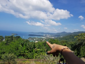 Karon View Point, My time in Phuket