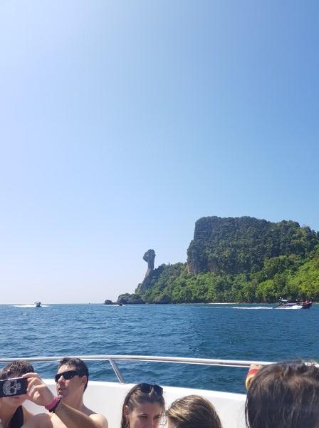 The Chicken Island, 4 island Tour, Krabi, Thailand