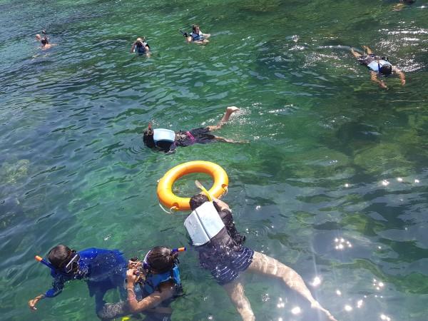 Snorkeling, KRABI, THAILAND
