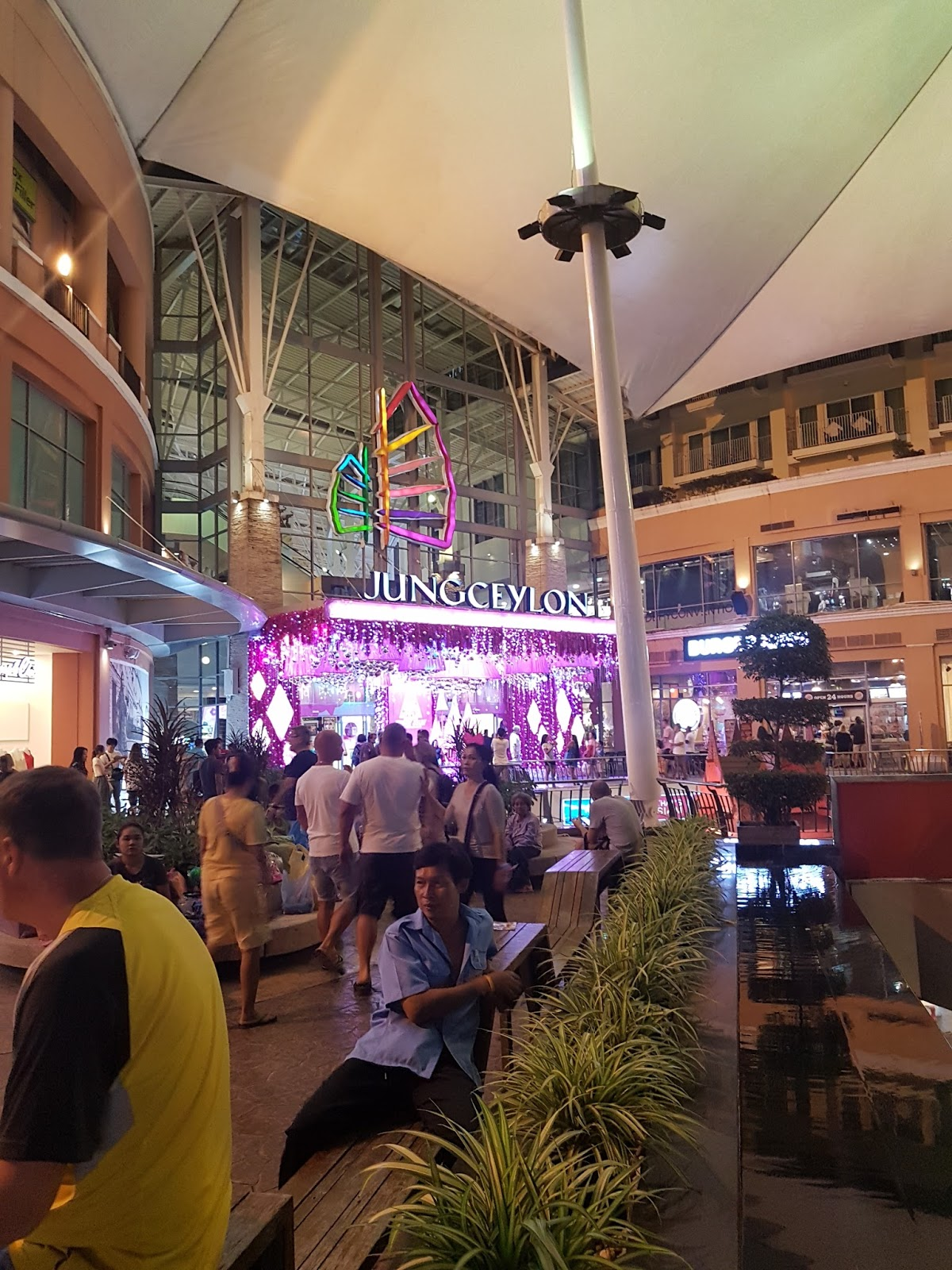 Jungceylon Mall, Patong, My time in Phuket