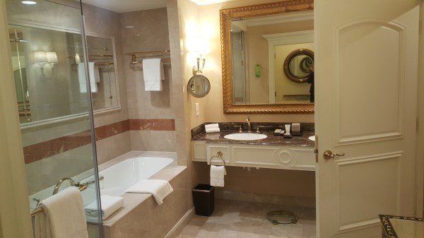 Venetian Hotel Room, Macau. livetotravelsaniyapuri