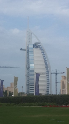 Burj Al Arab, Dubai city