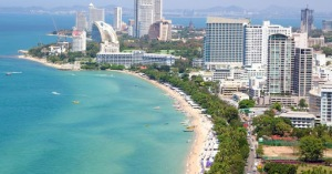 Pattaya Beach, Thailand