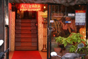 Alibaba restaurant, Pattaya, Thailand