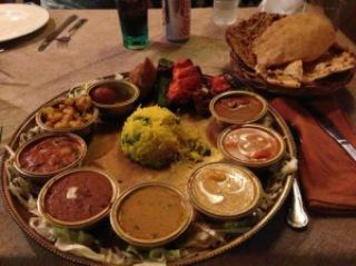 Alibaba Indian Restaurant, Pattaya, Thailand