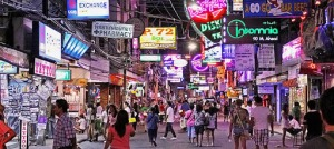 Walking street, South Pattaya, Thailand