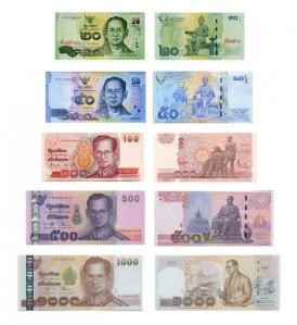 Thailand Currency, Thailand