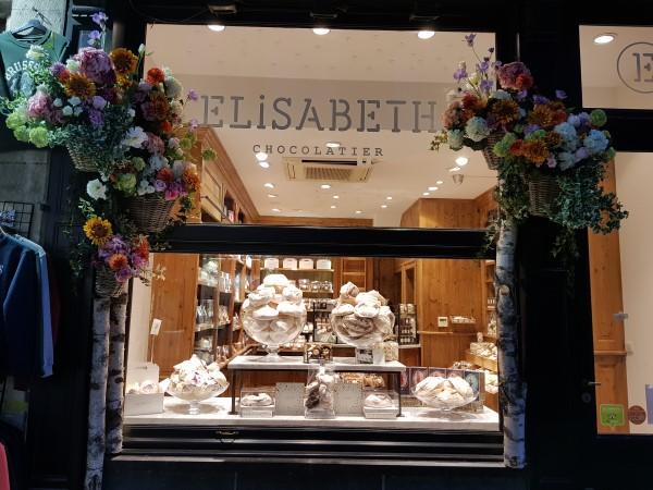Chocolatier, Brussels