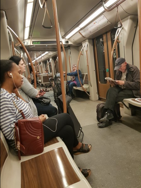 Metro, Brussels