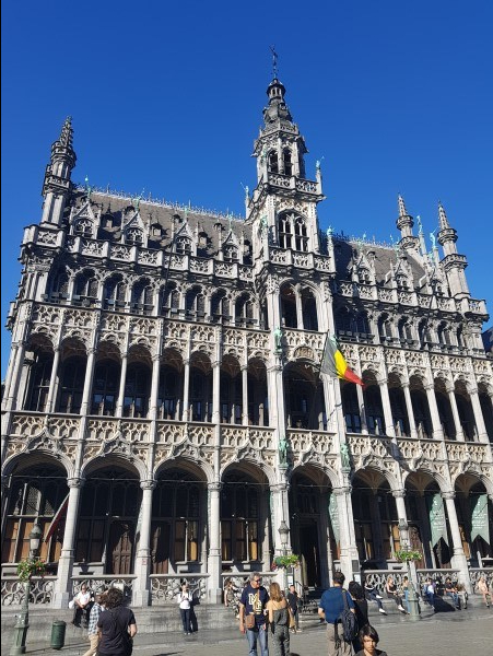 Museum, Grand Place, Brussels Itinerary
