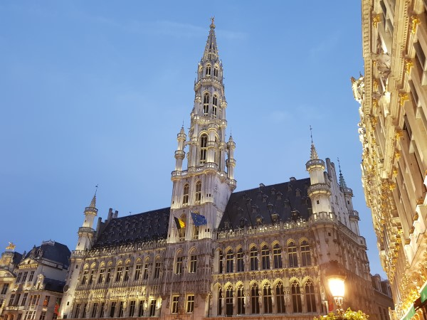 Town Hall, Grand Place, Brussels