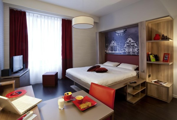 Adagio Hotel, Brussels