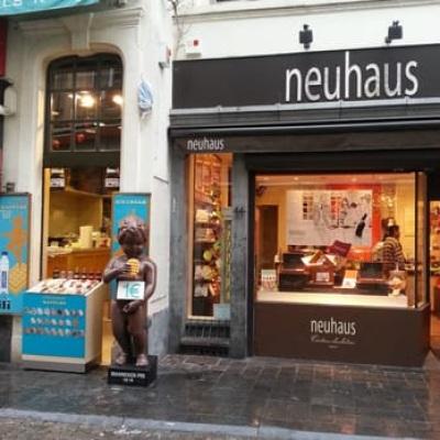 Neuhaus, Chocolates, Brussels, Belgium