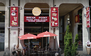 Break point, Brussels, Belgium