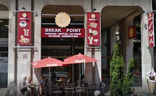 Break point, Brussels, Belgium