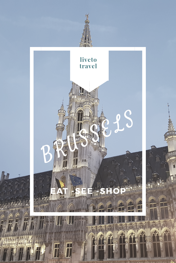 Things to do in Brussels - Belgium - est - see - shop