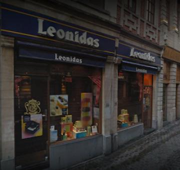 Leonidas, Chocolatier, Brussels, Belgium