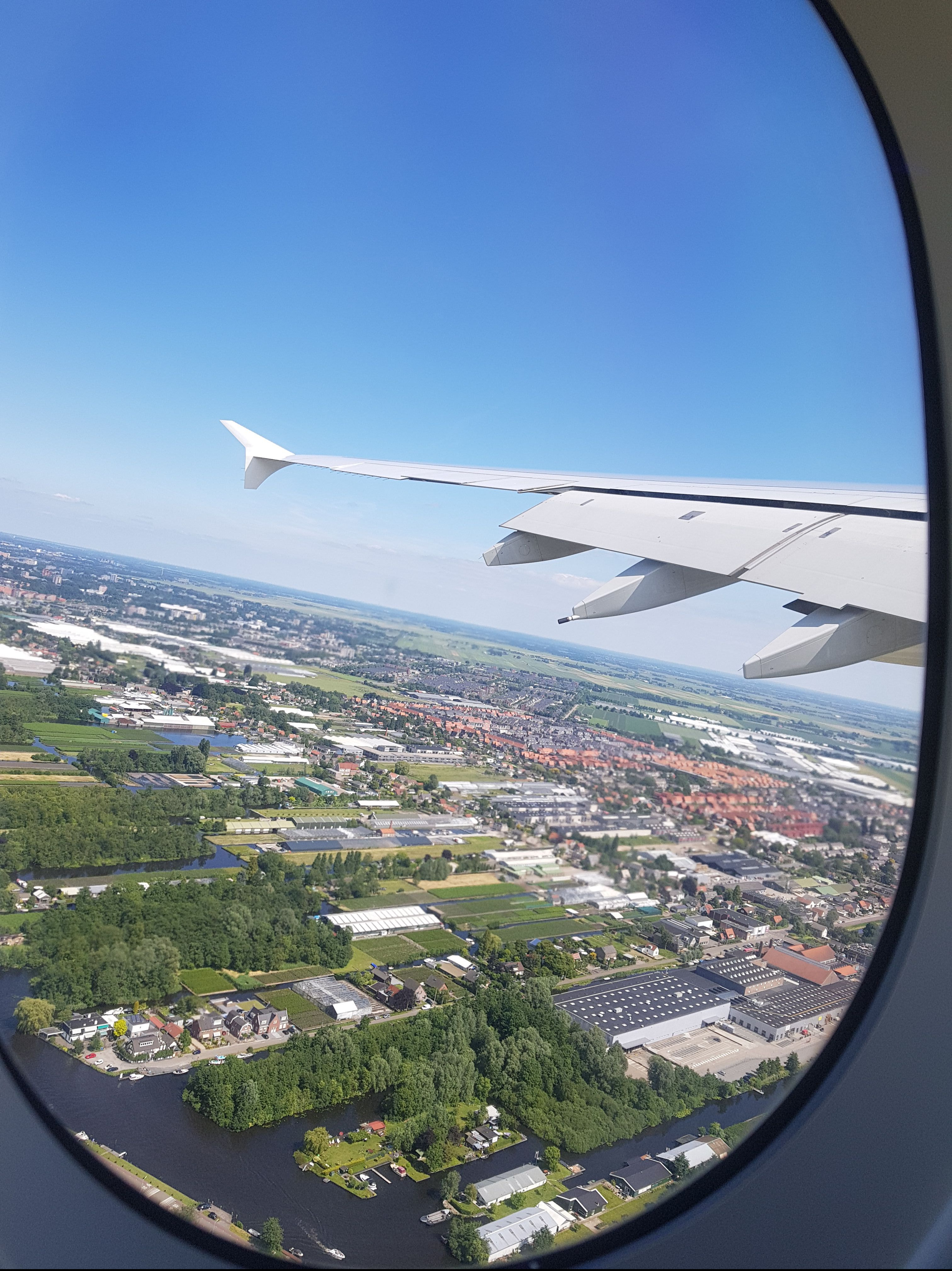 Amsterdam - Way back home
