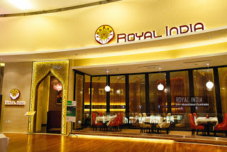 Royal India Restaurant, Kuala Lumpur, Malaysia