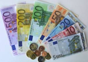 Currency, Euros