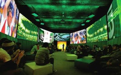 Heineken Tour, Amsterdam, Netherlands