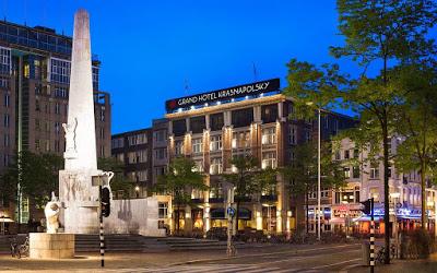 Dam Square, Amsterdam, Netherlands