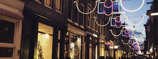 The nine street, shopping area, Amsterdam, Netherlands