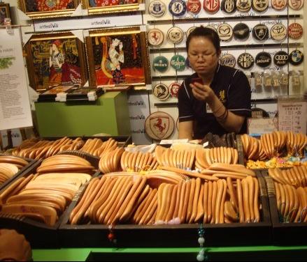 Stalls, First World, Genting, Pahang