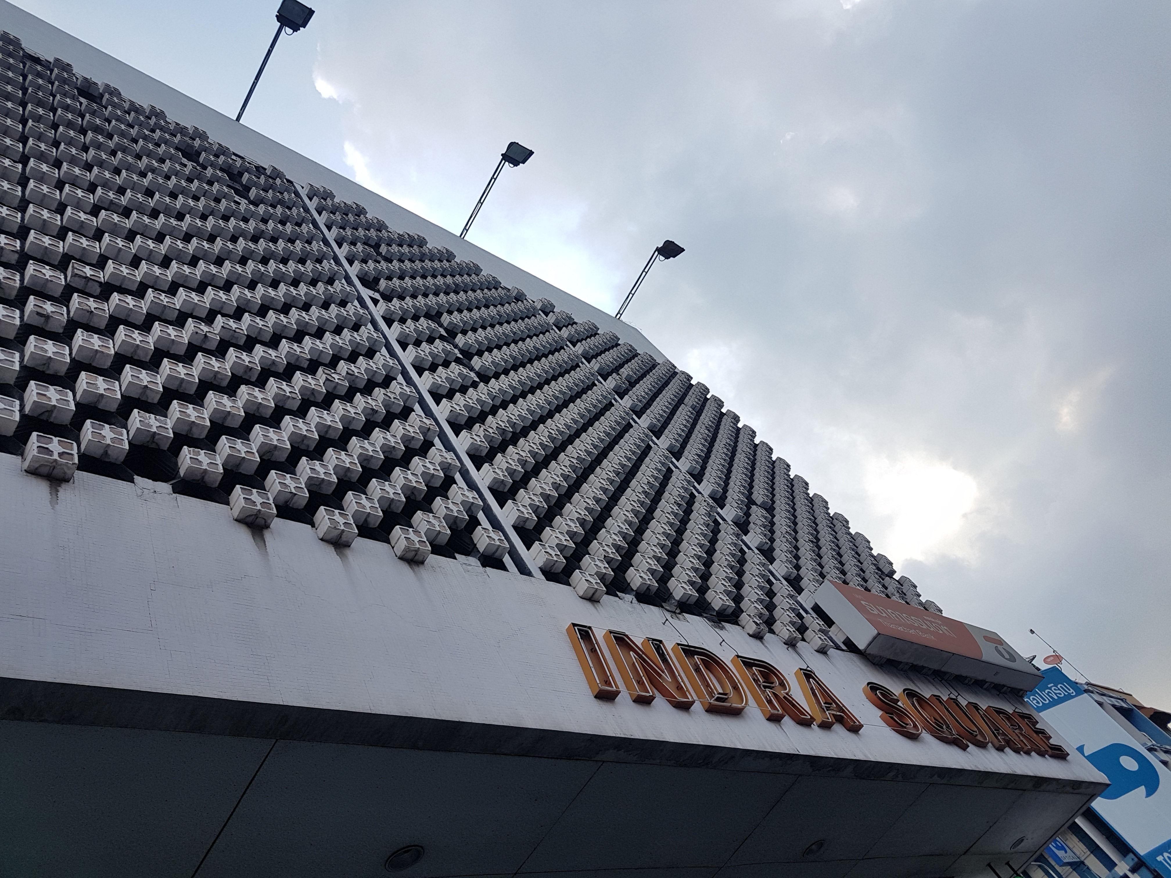 Indra Market Bangkok, Indra Square