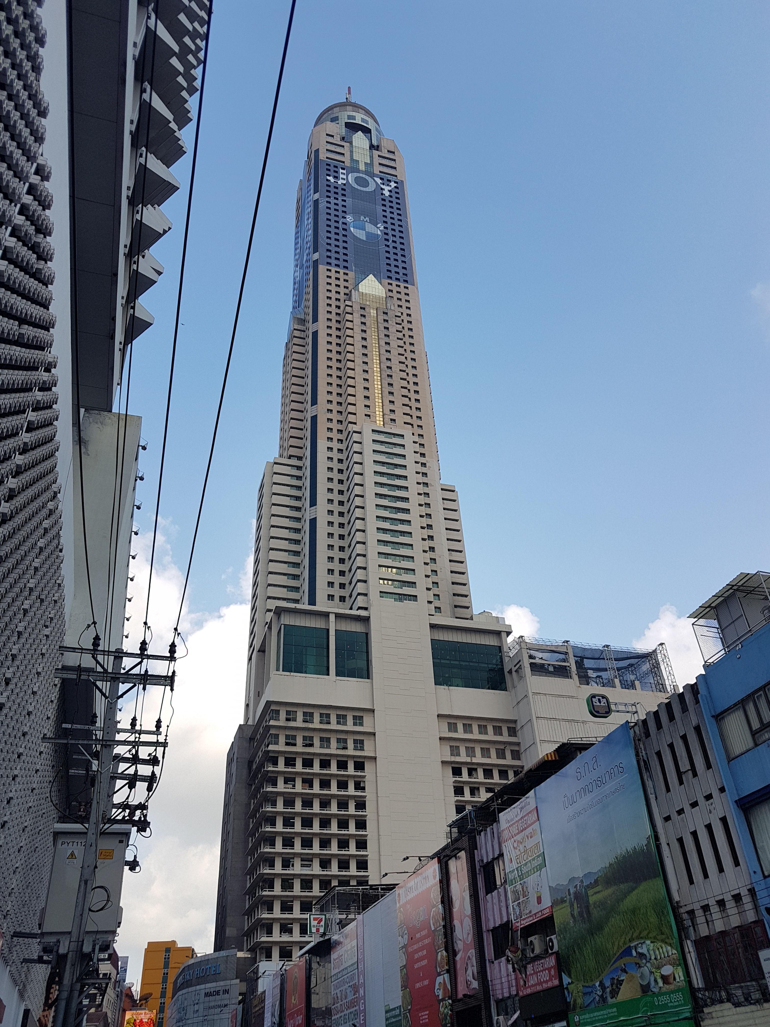Baiyoke Sky Hotel, Pratunum, Bangkok, Thailand