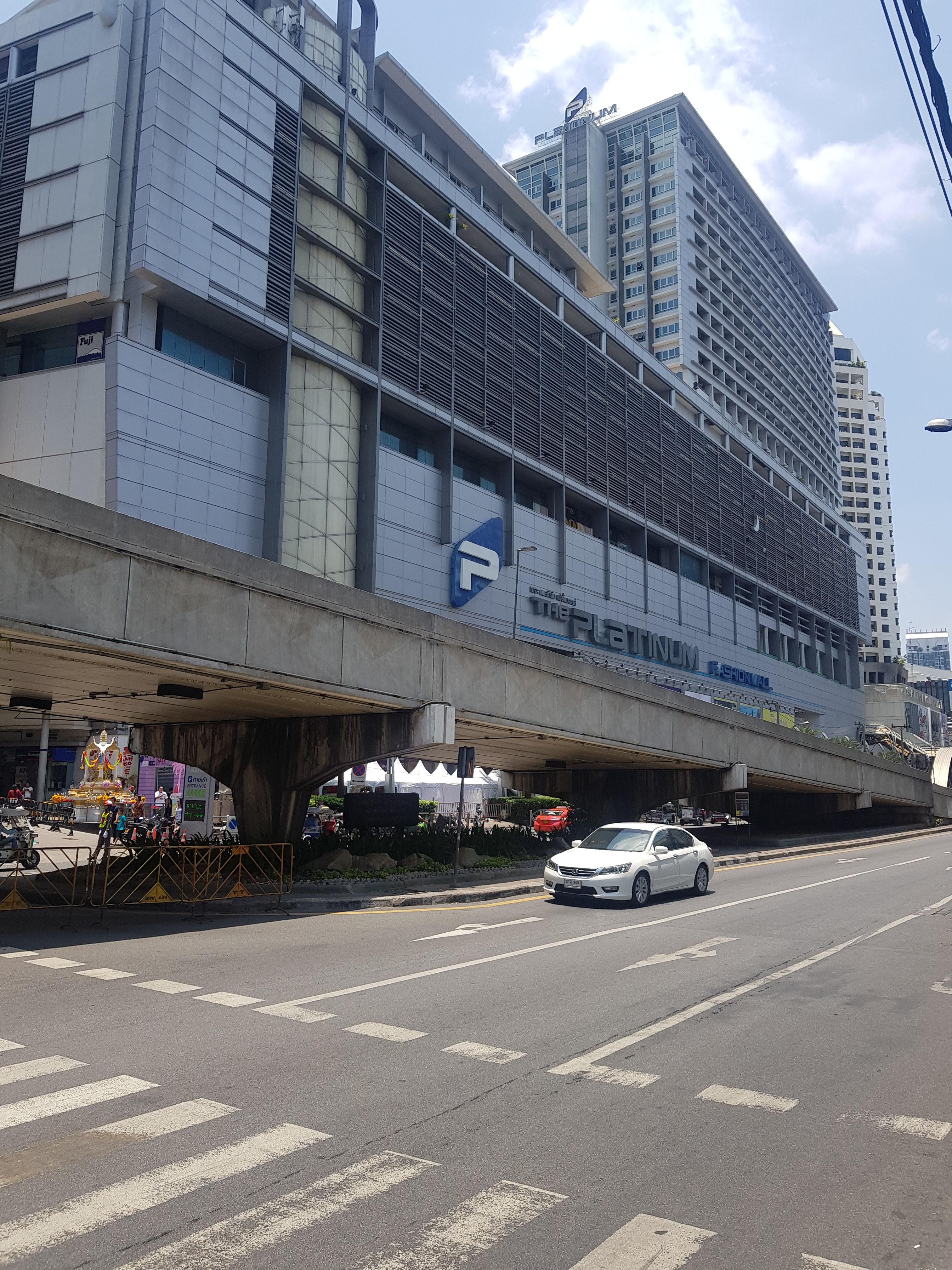 Platinum Mall, Bangkok, Thailand