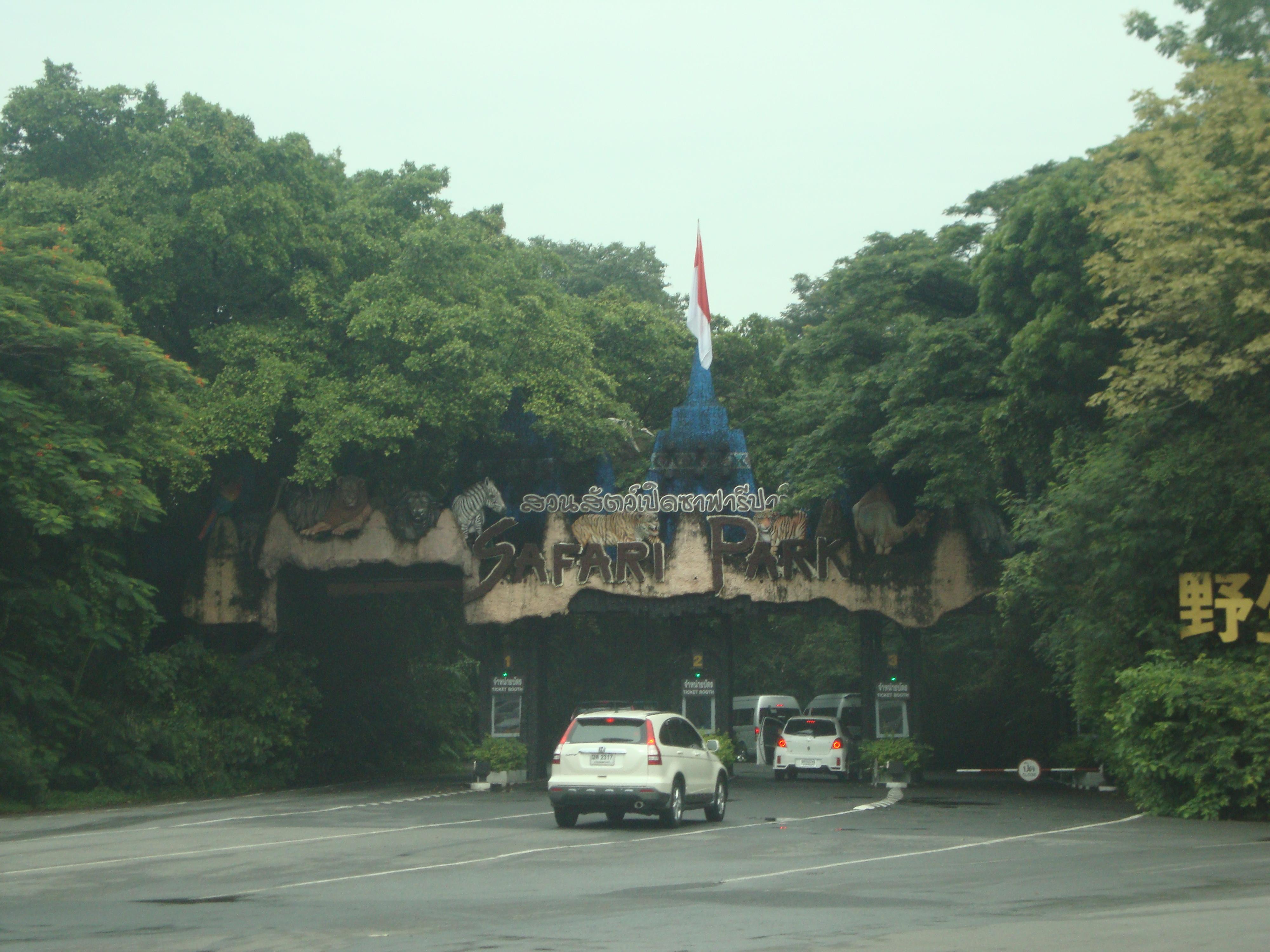 Safari Park, Bangkok, Thailand