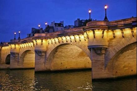 Pont Neuf - Paris - livetotravelsaniyapuri